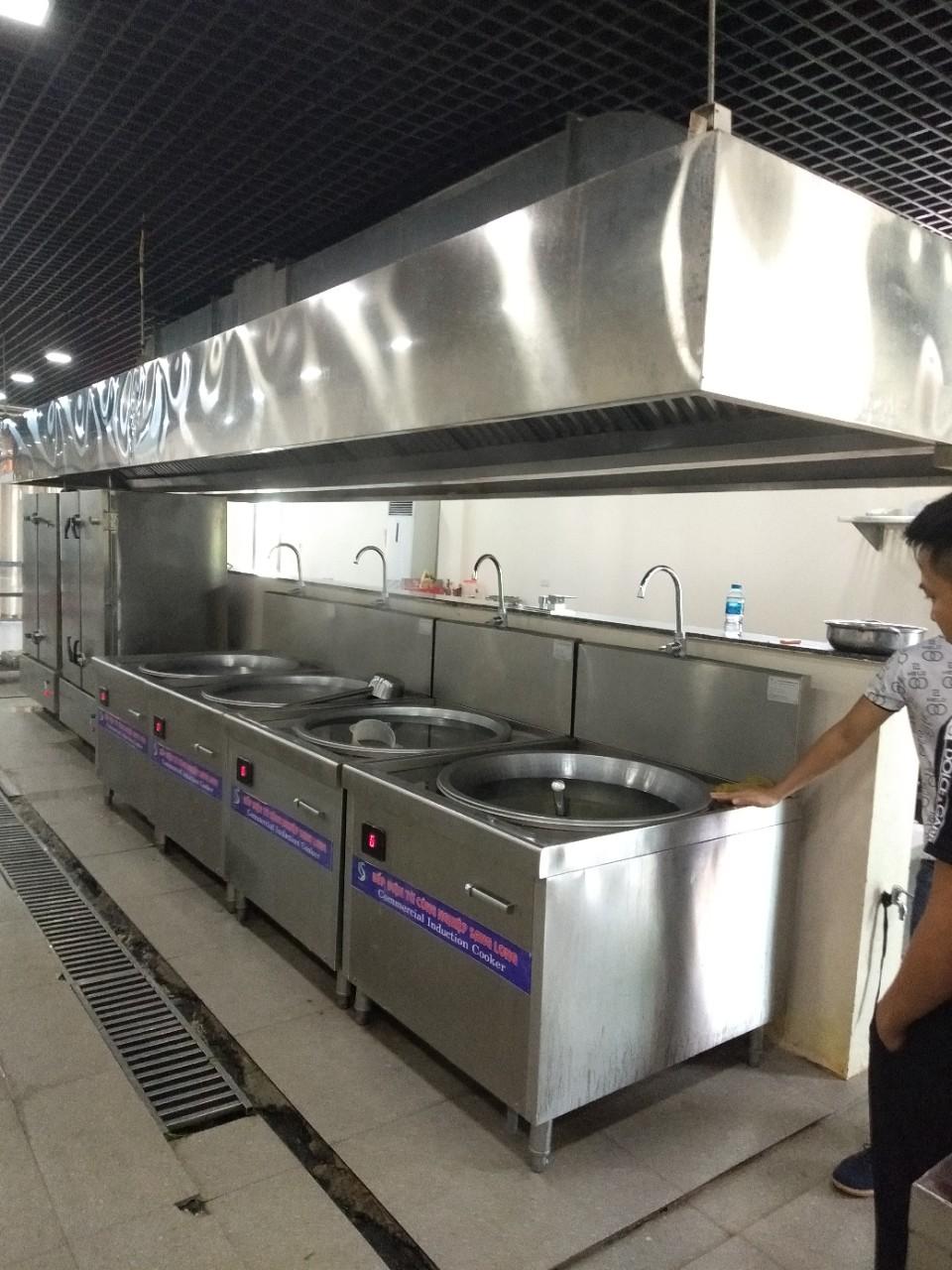 Bếp từ công nghiệp Việt Nam