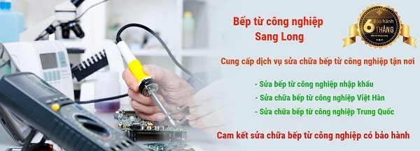 Công ty sửa bếp từ công nghiệp tại Bắc Ninh