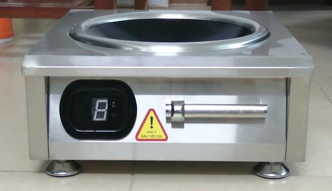 Tại sao thanh gạt của bếp từ công nghiệp thay đổi từ 5 thành 8
