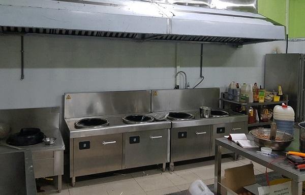 Bếp từ công nghiệp đôi chất lượng