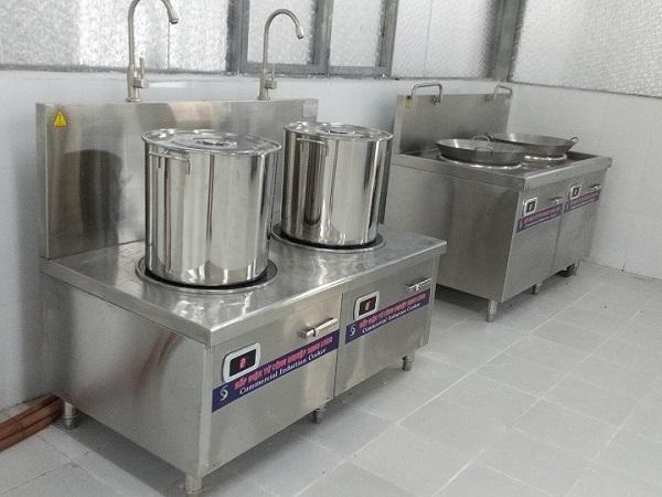 Bí mật công nghệ cốt lõi của bếp từ công nghiệp Sang Long