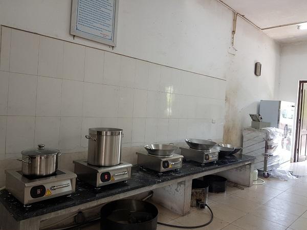 Địa chỉ mua bếp từ công nghiệp tốt tại TP HCM