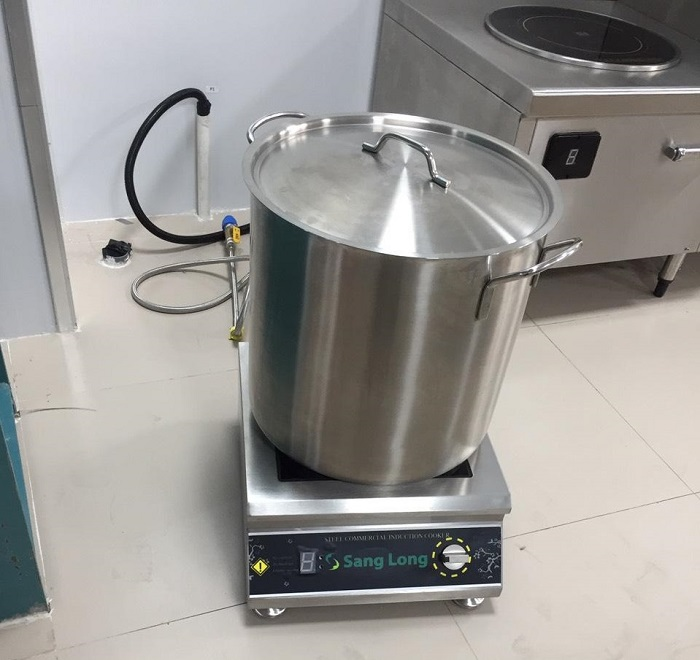 bếp từ hầm 50 lít