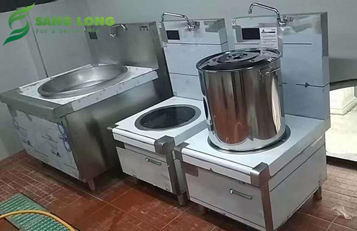 Hệ thống bếp điện B150-K18